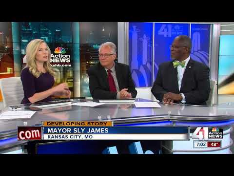 ONLY ON 41: Kansas City Mayor Sly James talks Amazon pitch with 41 Action News