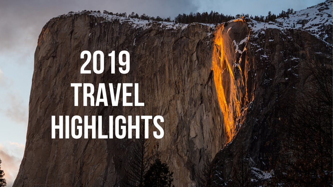 California Travel Highlights 2019