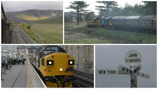 The Far North Explorer from Edinburgh to Thurso and Wick + John O'Groats coach tour 02,03 & 04/06/17