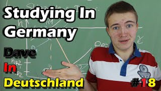 How Different Is Student Life In Germany? | ep.18 Dave In Deutschland - A Year Abroad Blog