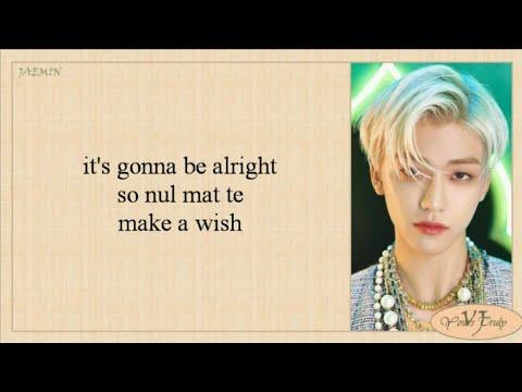 NCT U (엔시티 유) - Make A Wish (Birthday Song) Easy Lyrics