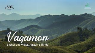 Vagamon | 360° Video