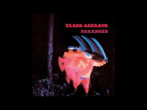 Black Sabbath  Paranoid Lyrics
