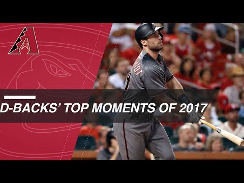 Arizona Diamondbacks Top 2017 Moments