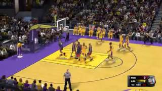 NBA 2K11 - 96-97 Kobe Highlights - PC - HD