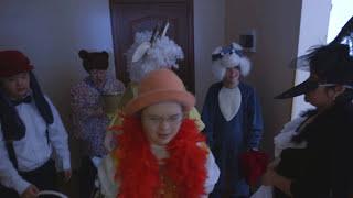 """Особые дети-""""Сказочная репетиция""""-6,5мин.AURORA Film Prod."""