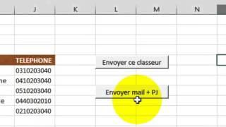 Excel-VBA: Envoi mail avec pièce jointe