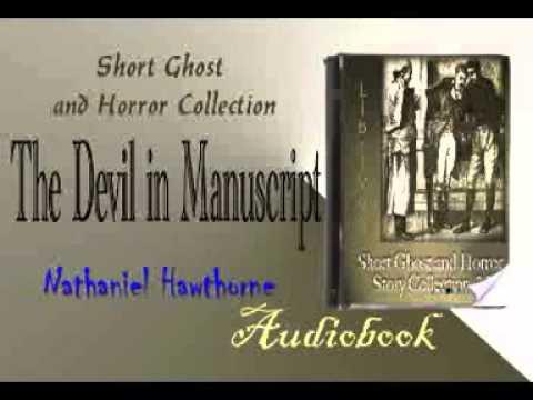The Devil in Manuscript Nathaniel Hawthorne Audiobook