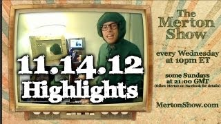 The Merton Show - highlights from Nov. 14, 2012