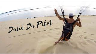Dune Du Pilat | Freestyle Paragliding