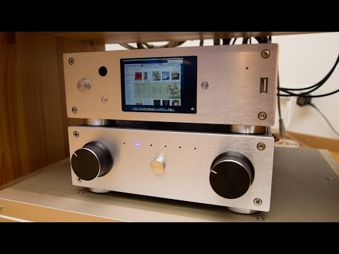 Hackintosh DIY HiFi Audio System - 24/96 capable!