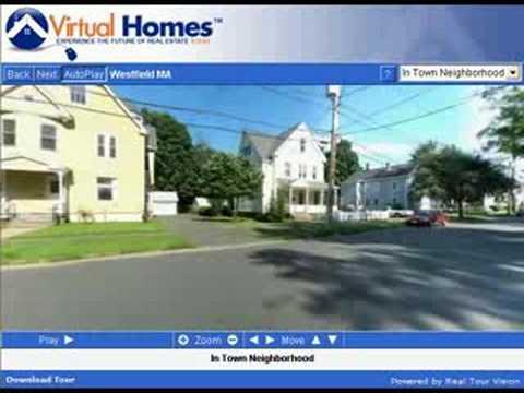 Westfield Massachusetts (MA) Real Estate Tour