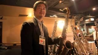 第3回江古田サックス祭にて(2012年6月10日、江古田Buddy) 座談会「Sax...