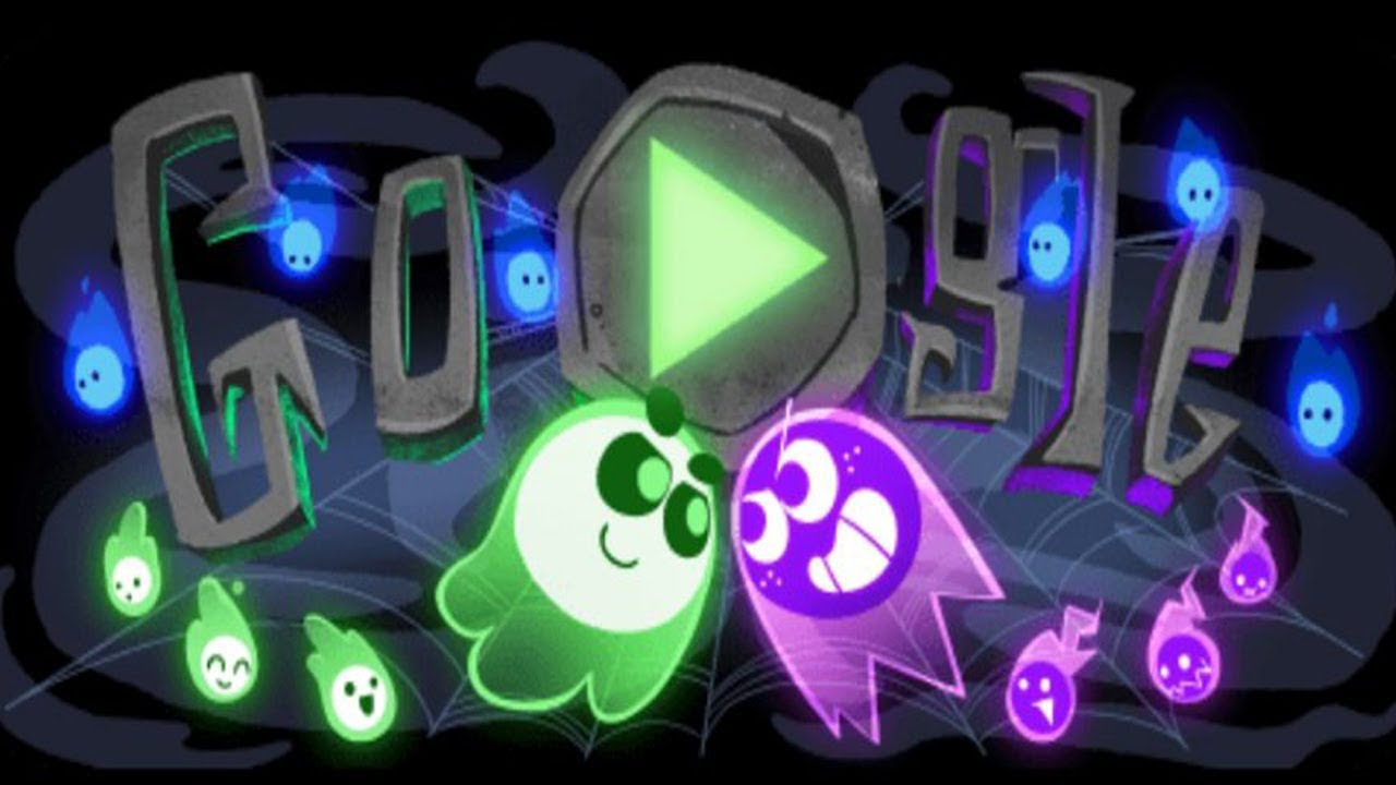 Google Doodle Halloween 2018 Online Multiplayer Game Youtube