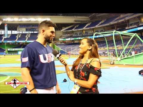 Chica Deportes: Eric Hosmer desde WBC
