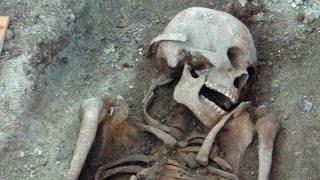 Древние «люди-великаны»