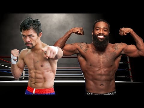 Manny Pacquiao vs Adrien Broner Live Vote Now