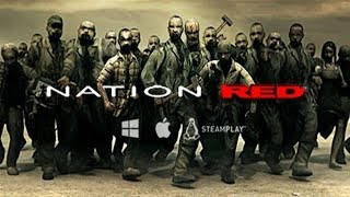 Nation Red 🧟 001: Teaser