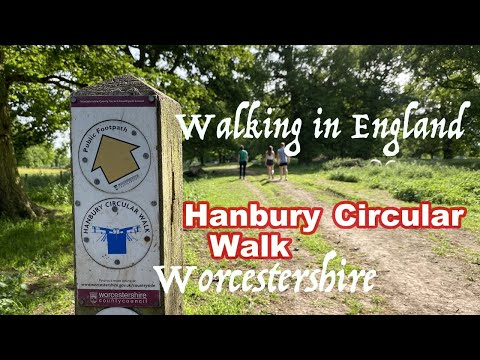 Walking in England