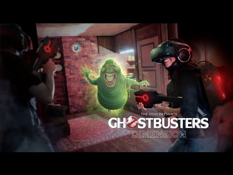 "Utah ""hyper-reality"" company The VOID enters the ""Ghostbusters: Dimension"""