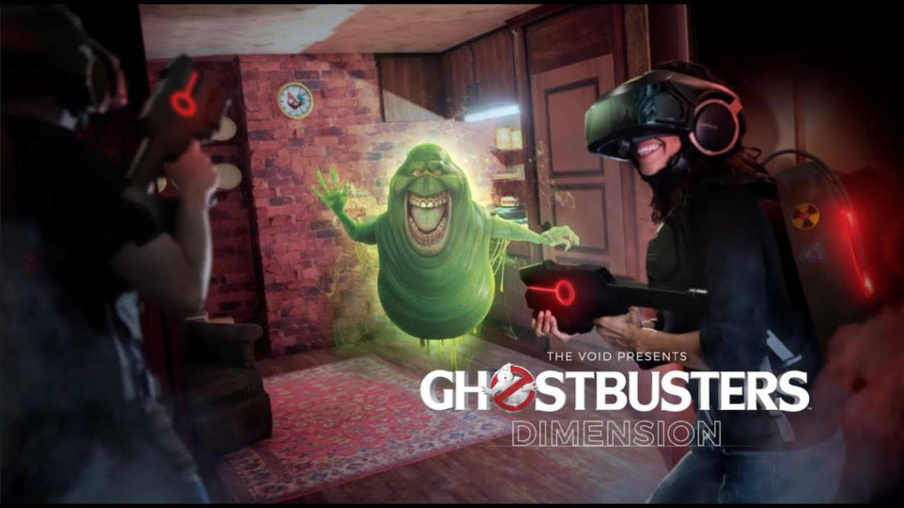 Ghostbusters The Void