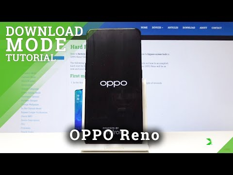 How To Open Download Mode In OPPO Reno - Exit OPPO Download Mode