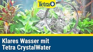 Kristallklares Wasser! TETRACrystalWater