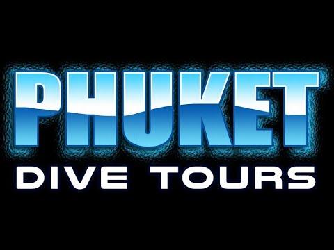 Phi Phi Island Scuba Diving Phuket Go Pro Thailand Full HD
