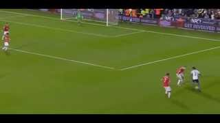 Andre Wisdom Vs Manchester United  H  14/15  Hd