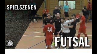 CFC Hertha 06 - Berlin City Futsal (Finale, Futsal-Pokal)