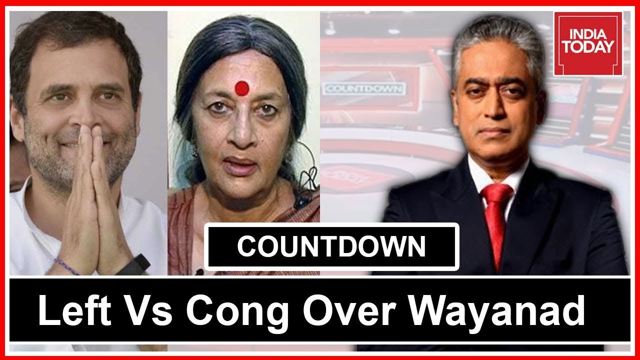 Why Is Left Miffed With Congress? Brinda Karat Exclusive  | Countdown With Rajdeep