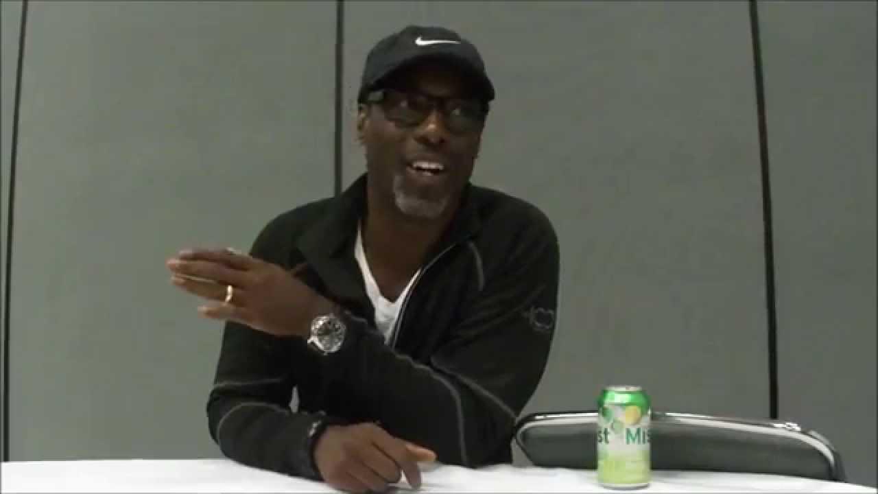 Grey\'s Anatomy Interview: Isaiah Washington on Burke\'s Return - YouTube