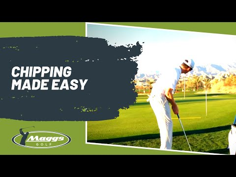 Chipping made easy with the Chip/Putt Technique…