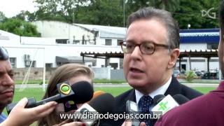 TVDG ao VIVO: Secretário de Segurança do estado de Goiás, Ricardo Balestreri, explica como está a in