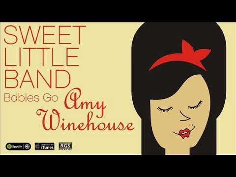 Babies go Amy Winehouse. Sweet Little Band. Amy Winehouse para bebés
