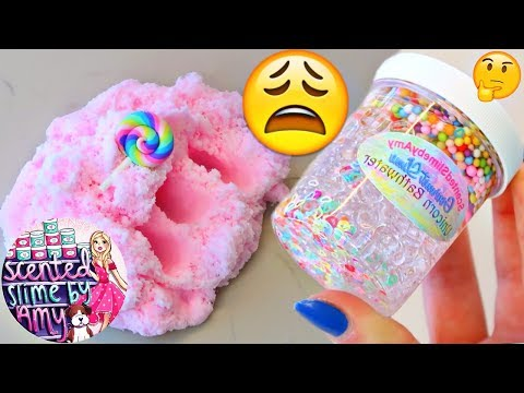 Download Youtube: 100% HONEST ScentedSlimeByAmy Slime Review! Nichole Jacklyne