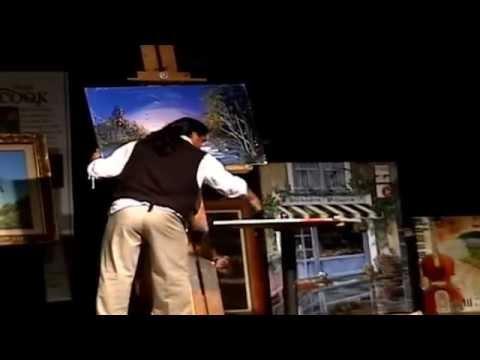 Mejores Pintores del Mundo Cristóbal Ortega EE.UU Art Channel Gallery