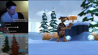 [WR] Ice Age 2 Speedrun (Console) in 1:03:46