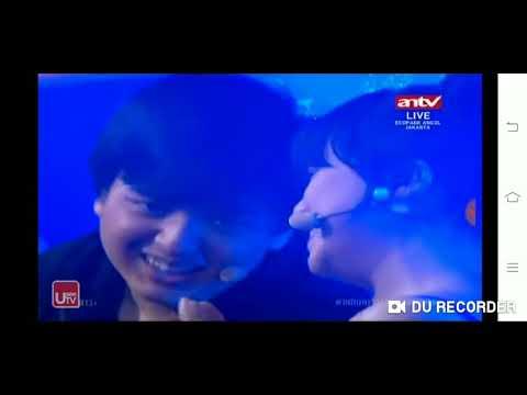 Arsy Widianto - Brisia Jodie - Cantik LIVE Indonesia Keren 4 Antv