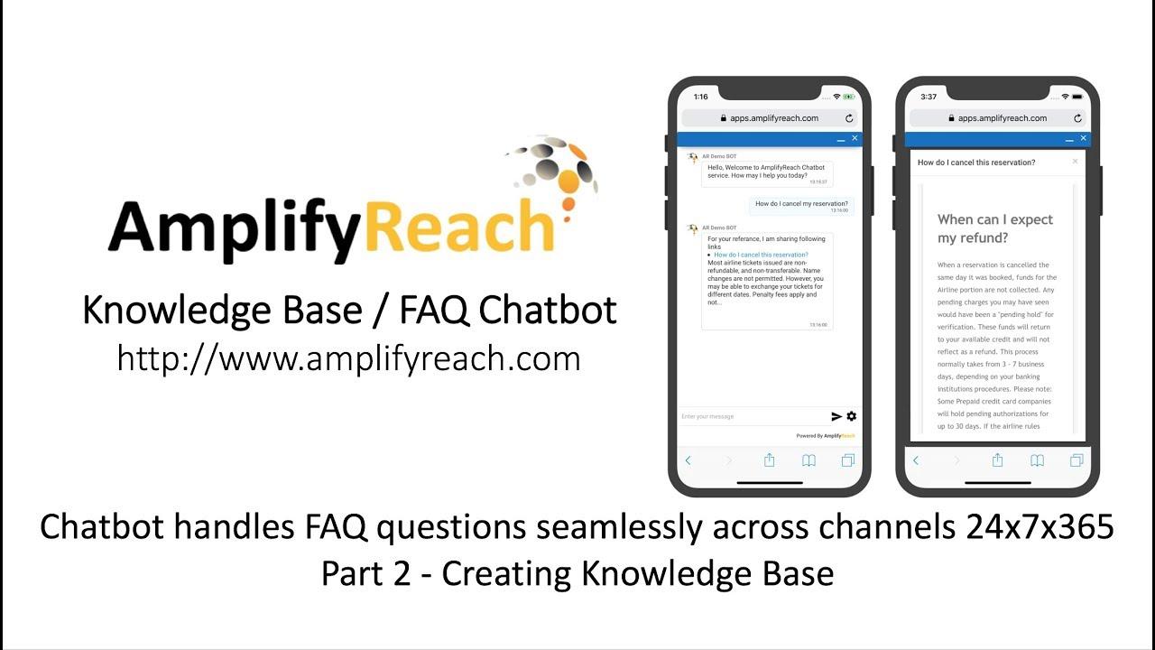 FAQ Chatbot App | Creating Knowledge Base