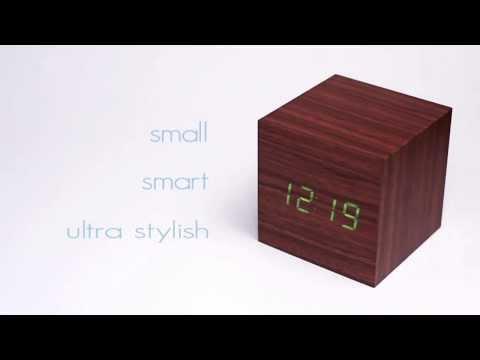 Gingko Click Clock