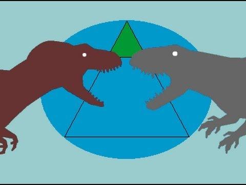 DFG: Teratophoneus vs. Venatosaurus