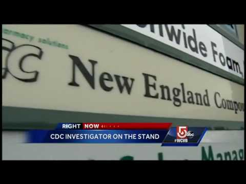 CDC investigator takes stand at meningitis trial