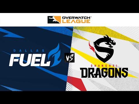 Dallas Fuel vs Shanghai Dragons|OWL2021MayPlayoffs|map 6