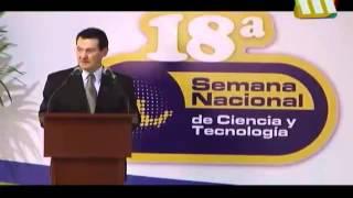Inauguran 18va Semana Nacional de Ciencia y Tecnología