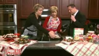 Brownies 2 Ways And Chocolate Holiday Bark Recipes!