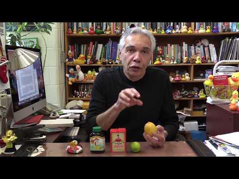 Dr. Joe Schwarcz on lemon, lime, scurvy and vitamin C
