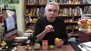 Dr. Joe Schwarcz on lemon, lime, scurvy and vitamin C thumbnail