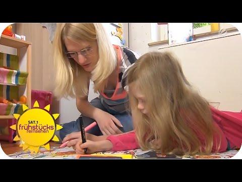 Alleinerziehende Mutter trotz Teilzeit in Geldnot | SAT.1 Frühstücksfernsehen