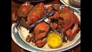 🔴 РОБЕРТ вывел МЕНЯ в ЛЮДИ 🔴 High Tide Harry's Seafood  ФлоридаЯлта США 27.11.2017